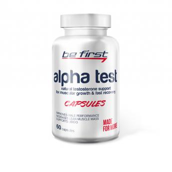 Alpha Test Be First