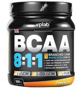 VP Lab BCAA 8:1:1 300 g