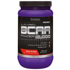 BCAA 12000 Flavored Powder Ultimate Nutrition