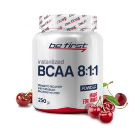 BCAA 8:1:1 Instantized powder Be First