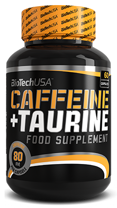 Caffeine & Taurine Power Force BioTech