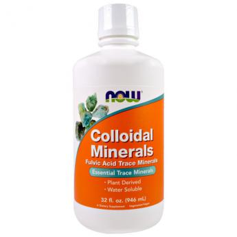 Colloidal Minerals NOW