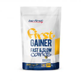 First Gainer Fast & Slow Carbs 1000 грамм Be First