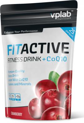 FitActive Fitness Drink + Co Q10 500g VP lab