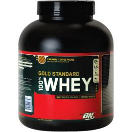 100% Whey Gold Standard  2270 g Optimum Nutrition