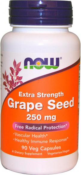 Grape Seed Extract  NOW