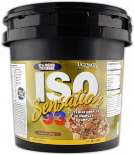 ISO 93 Sensation  5 lb Ultimate Nutrition