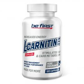 L-carnitine  Be Ferst 120 caps