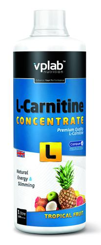 L-Carnitine Concentrate 1000 ml VP Laboratory