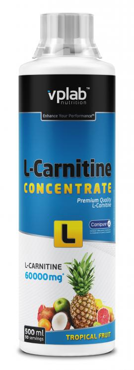 L-Carnitine Concentrate 500 ml VP Laboratory