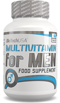 Multivitamin for Men BioTech
