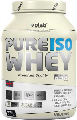 Pure Iso Whey VP Lab 908 g
